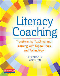 "Book Review: Stephanie Affinito's ""Literacy Coaching"""