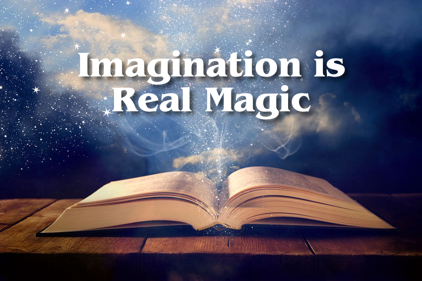 There Are No Limits to Imagination